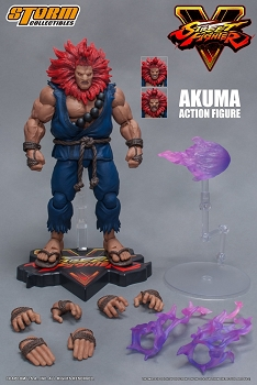 Storm Collectibles Street Fighter AKUMA